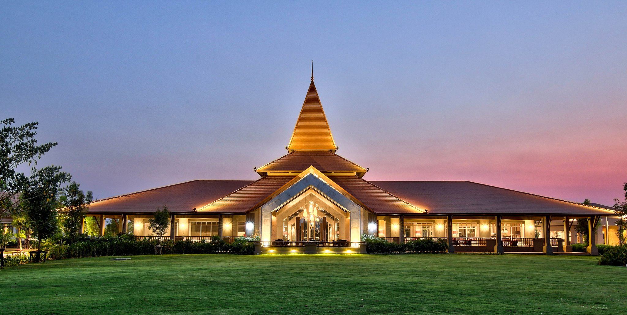 Hilton Hotel Naypyitaw