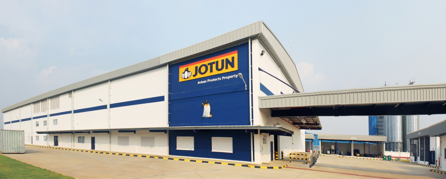 Jotun Factory Project