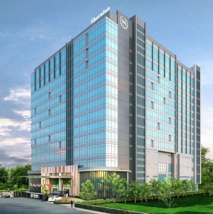 Sheraton Hotel Project